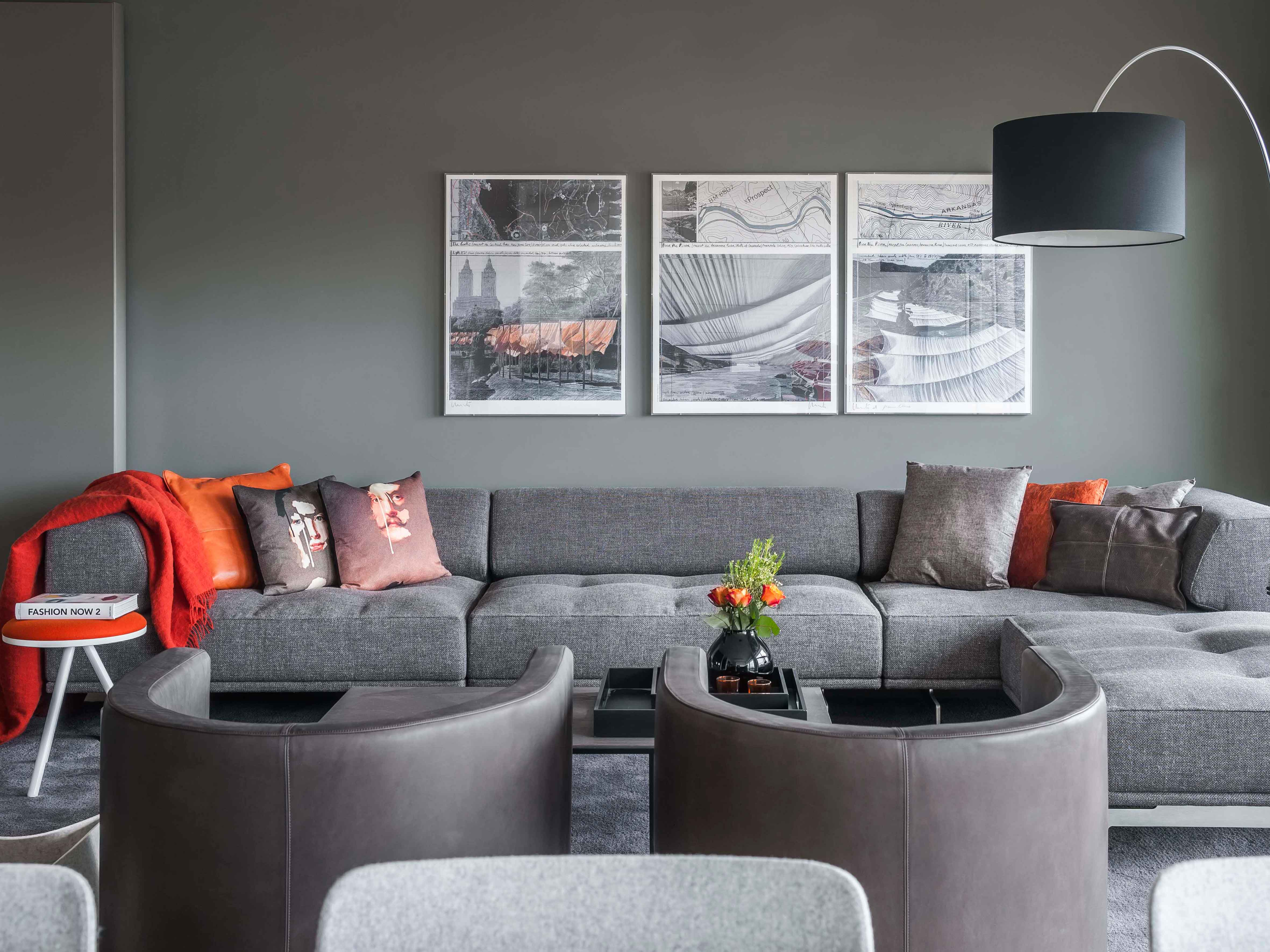 Evolution Staging - Modelappartement-Zuidzicht-Vastgoedstaging